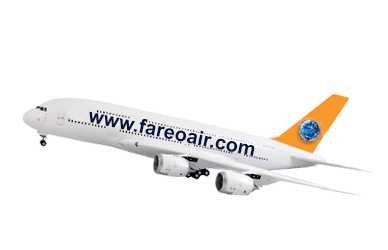 Travel with fareoair