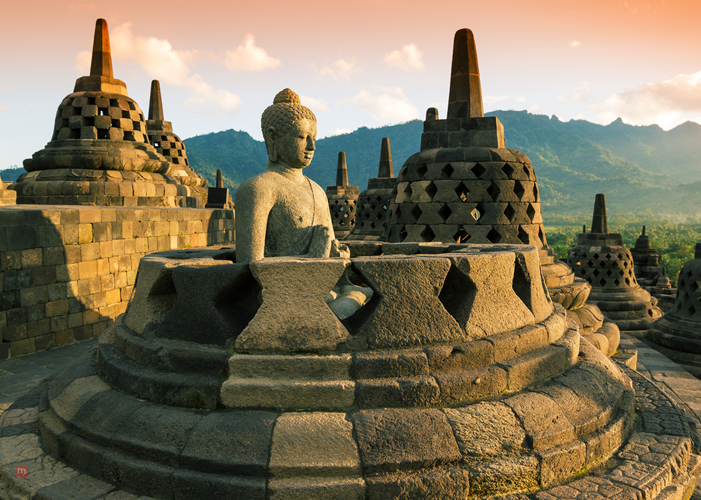 Java's Temples in Indonesia