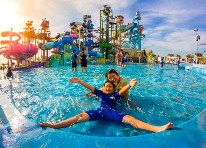 Thrilling Water Parks