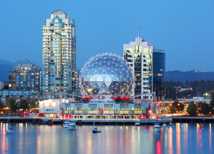 Vancouver Guide to Canada