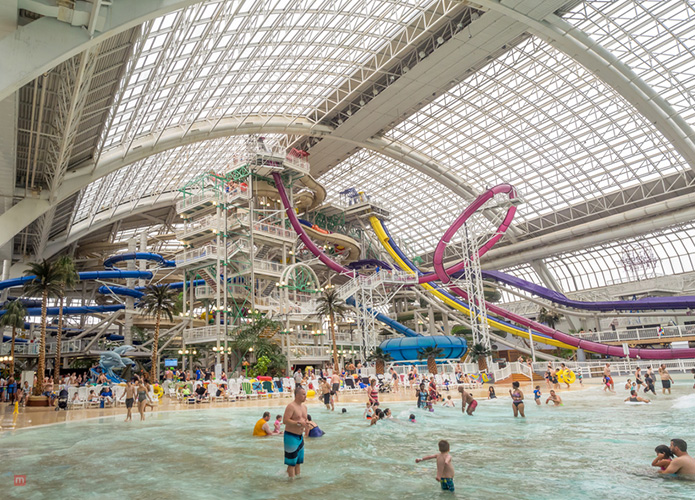 World Water Park Edmonton